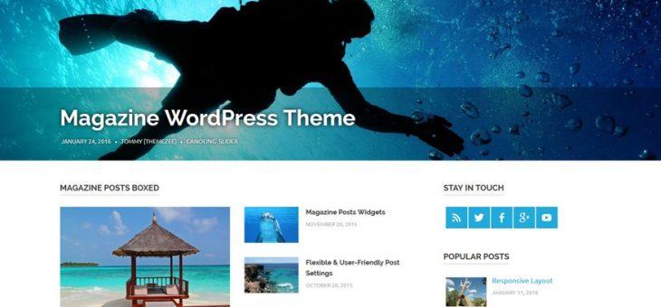 Tvorba a správa webu ve WordPressu